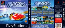 PSONE--Jaquette---Rapid-Racer---FR