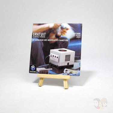 Catalogue promotionnel gratuit des nouveautés Game Cube