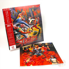 OST: Streets of Rage 1 (Vinyle) #SOUNDTRACK
