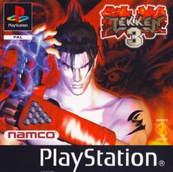 PSONE--Livret---Tekken-3---FR