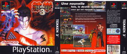 PSONE--Jaquette---Tekken-3---FR