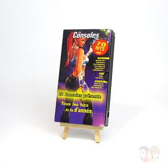 CD Consoles présente tous les hits de fin d'année 97