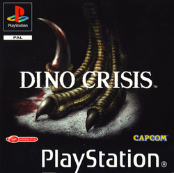 PSONE--Livret---Dino-Crisis---FR
