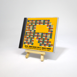 OST: R4: RIDGE RACER TYPE 4 - ORIGINAL SOUNTRACK (CD)  #SOUNDTRACK