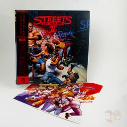 OST: Streets of Rage 1 (Vinyle) #SOUNDTRACK