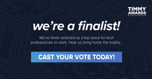 Tech in Motion announces top 10 local tech companies and opens public voting to determine winners