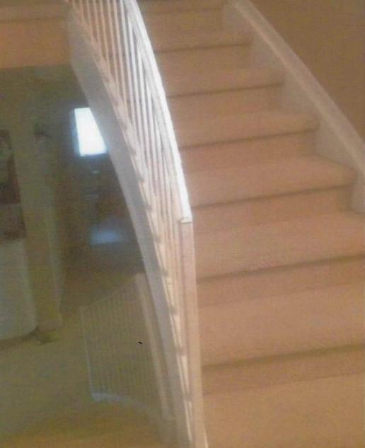 Stairs Farmington before