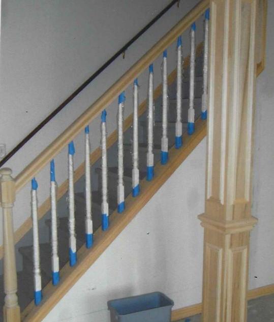 Basement Stairs Washington