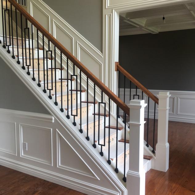Stair/trim Northville