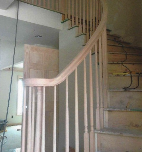 Stairs Shelby Twp