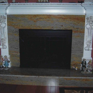 Mantel Shelby Twp