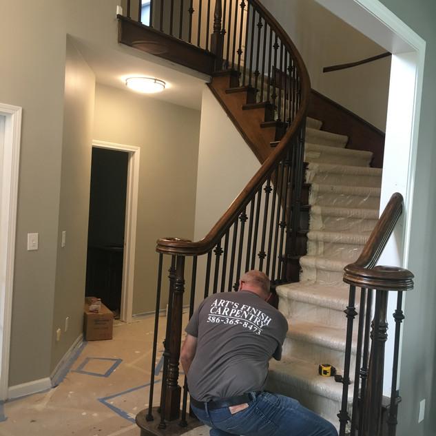 Stairs Ypsilanti