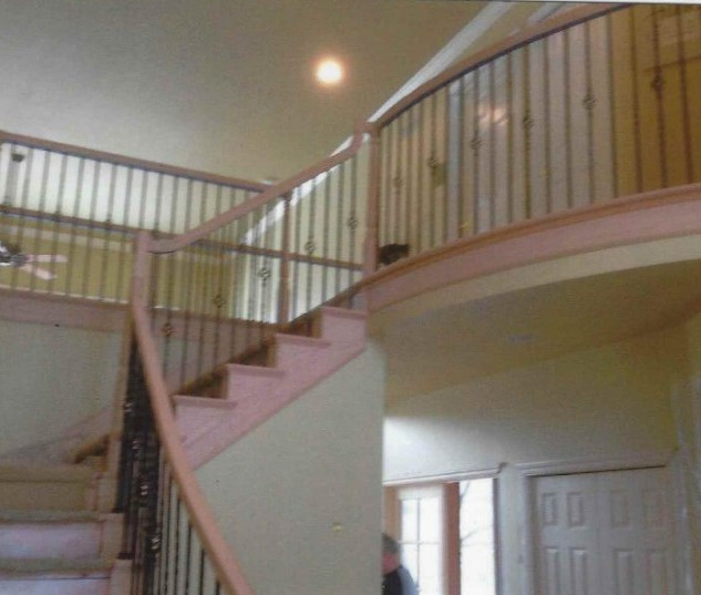 Stairs Northville
