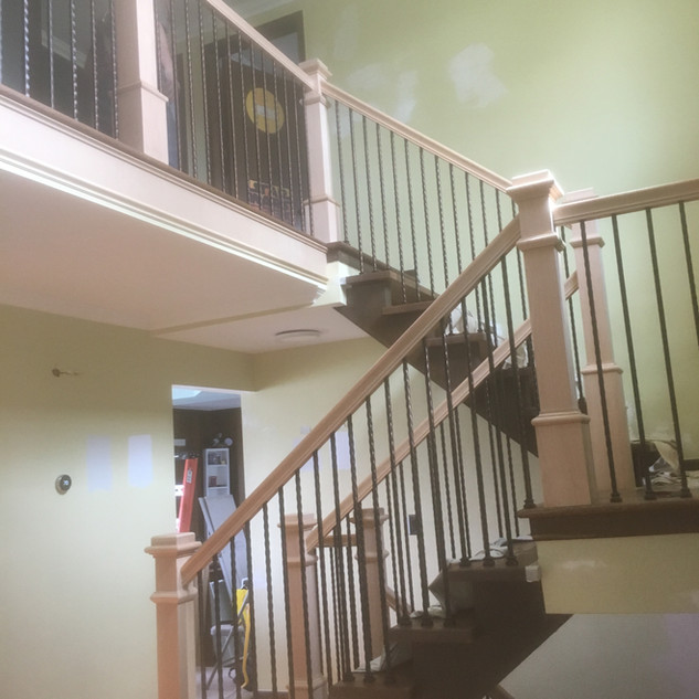 Stairs After Shelby Twp
