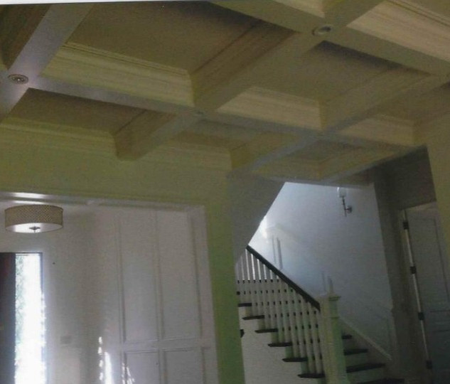 Coffered ceiling Bloomfield