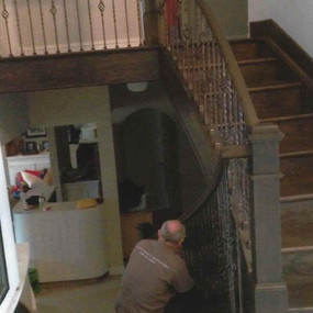 Stairs Farmington after