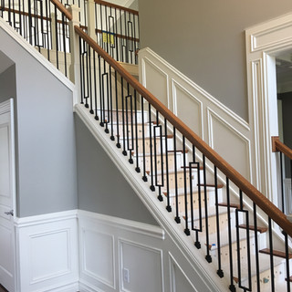 Stairs/Trim Northville