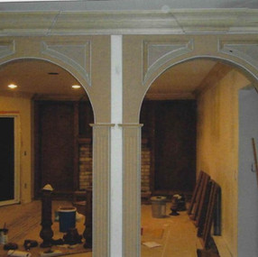 Arches Shelby after
