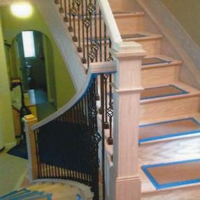 Stairs Farmington during