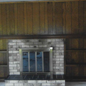 Mantel Shelby before