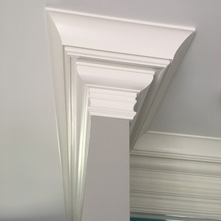 Crown molding 4 pc