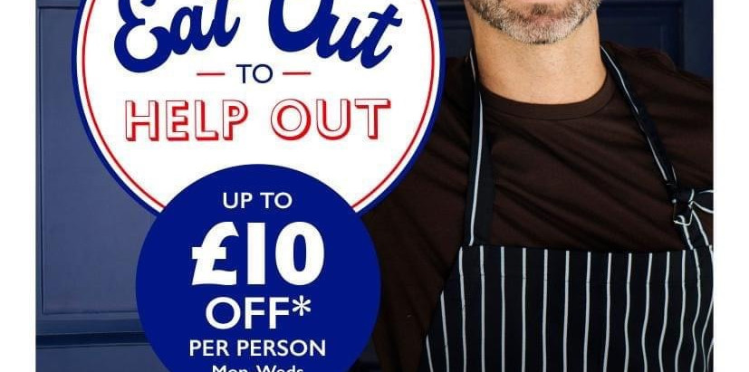 EAT OUT HELP OUT!