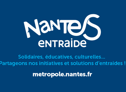 Des expériences culturelles et alternatives pendant le confinement à Nantes