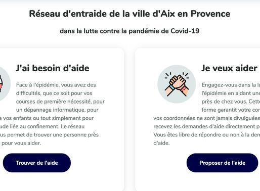 Entraidons-nous à Aix-en-Provence