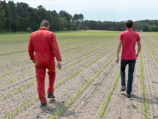 Les agriculteurs solidaires avec le corps médical