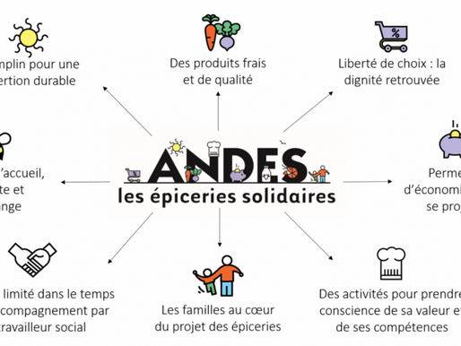 L'ANDES s'adapte !