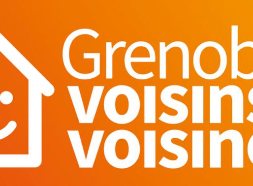 La ville de Grenoble organise sa solidarité entre voisins
