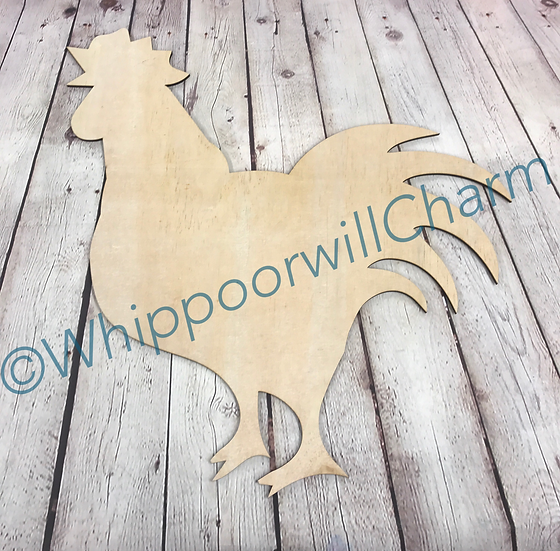 Wholesale Barn Yard Rooster Design Home Decor