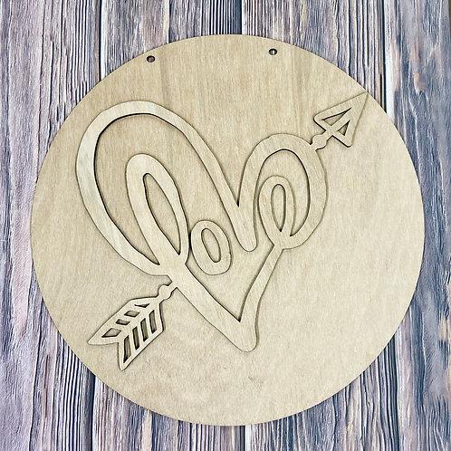 Wholesale Love with arrow