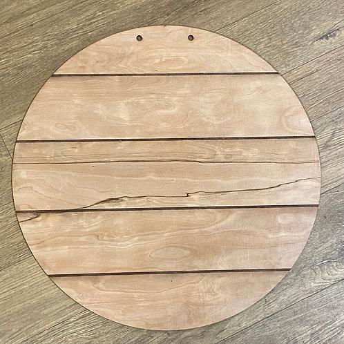 Wholesale circle (pallet style)