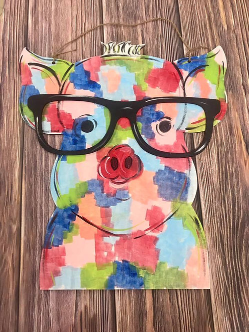 Wholesale Pig With Glasses
