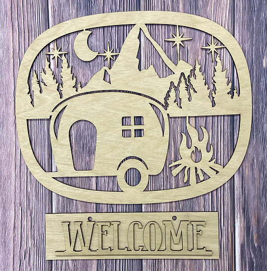 Camper Welcome