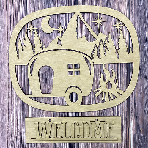 Wholesale camper welcome