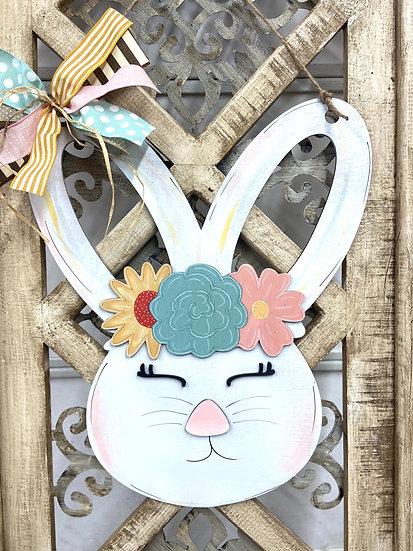 Big Ear Bunny Painted