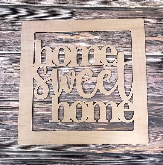 Home Sweet Home Square
