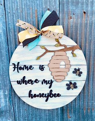 Home is Where My Honeybee