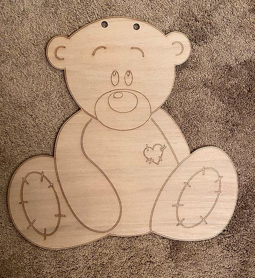"""Teddy bear 22"""""""