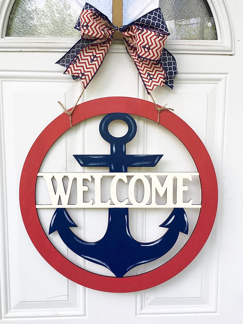 Wholesale anchor welcome