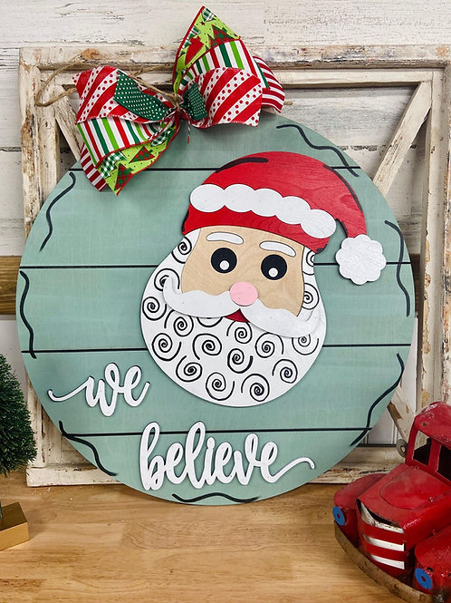 santa round we believe