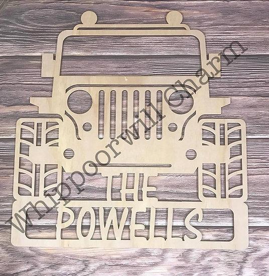 Jeep Design