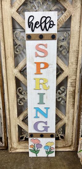 Spring Leaner