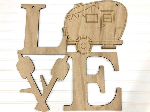 Wholesale Love Camping