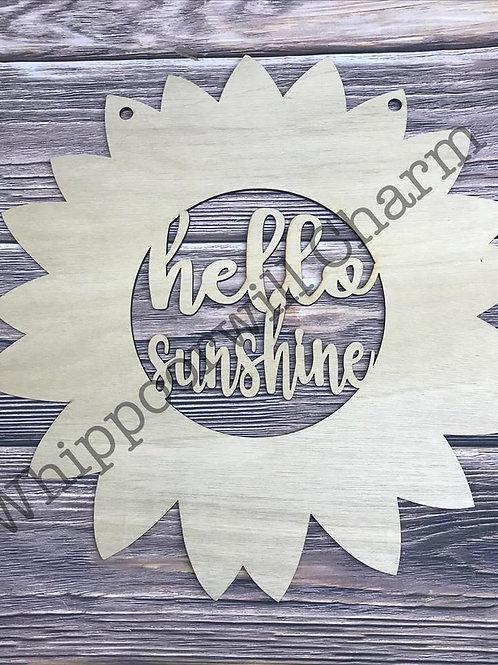Hello Sunshine Home Decor