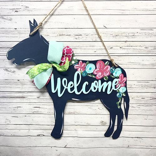 Wholesale donkey welcome