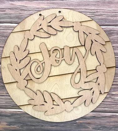 Joy Unfinished Design