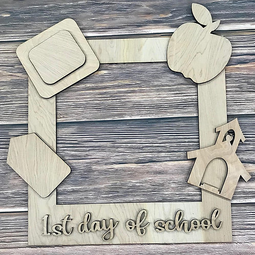 Wholesale Last Day Of School Frame